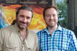 Tommy Krappweis und Markus Wlochowitz