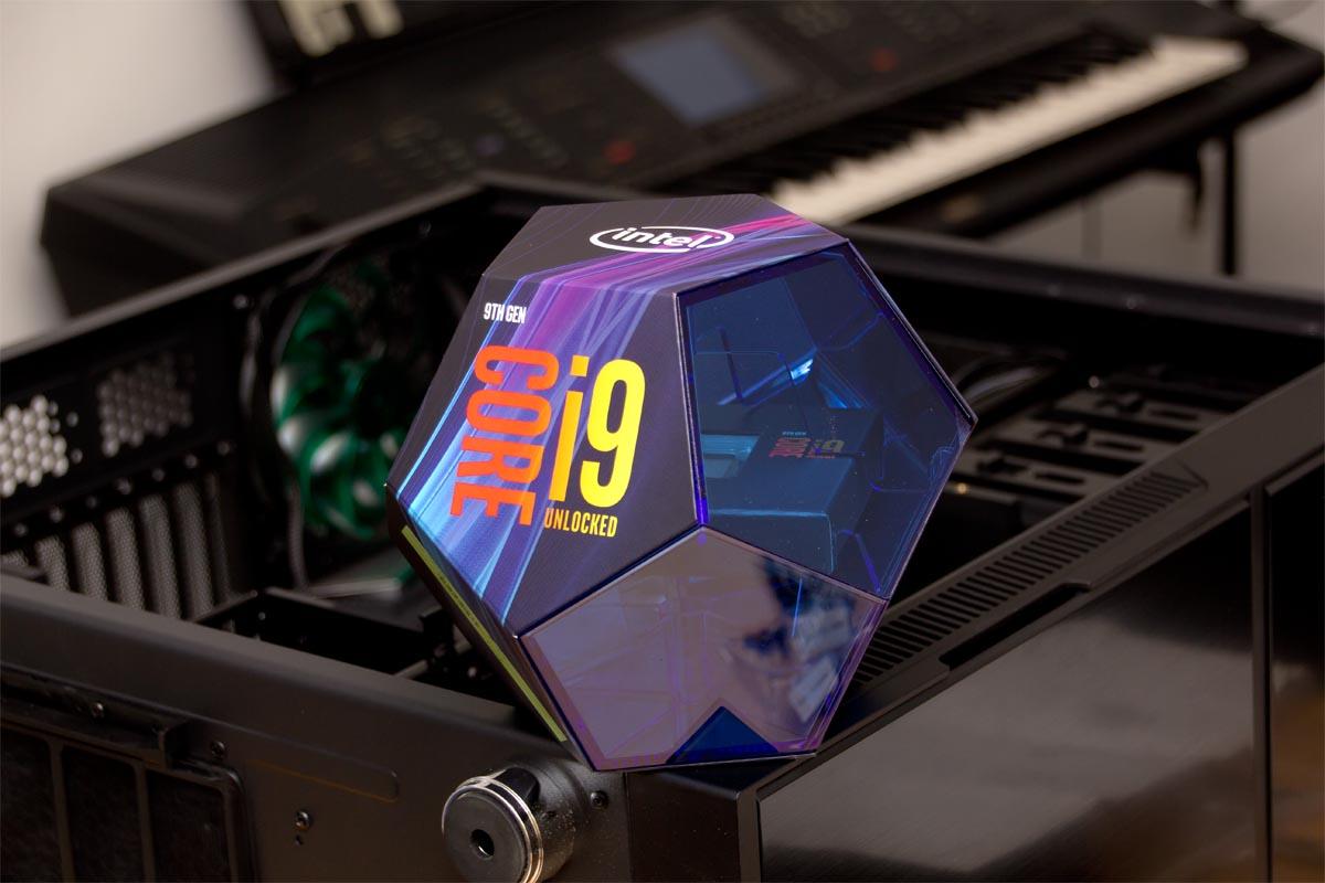 PC-Bau mit Intel Core i9 9900K (Frühjahr 2019)